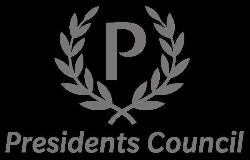 Presidents Council Badge